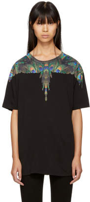 Marcelo Burlon County of Milan Black Auca T-Shirt