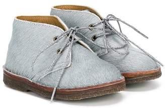 Pépé lace up boots