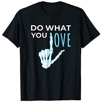Xray Tech Radiology Radiographer Nurse Roentgen RT T-Shirt