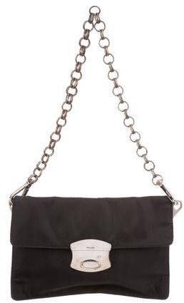 pradaPrada Tessuto Shoulder Bag