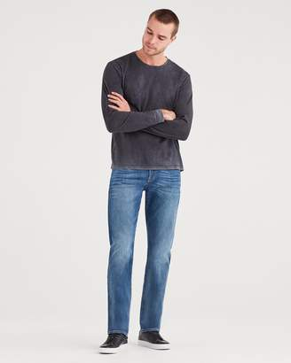 7 For All Mankind Luxe Sport The Straight with Clean Pocket in Authentic Runaway