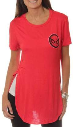 Marvel Juniors' Hi-Low Tunic Top