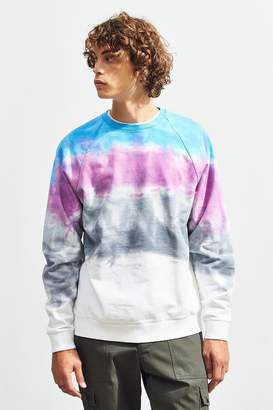 Urban Outfitters Tie Dye Crew-Neck Sweatshirt