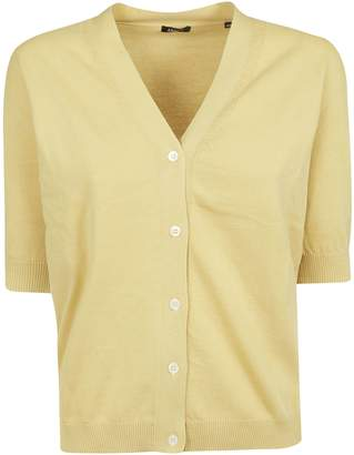 Aspesi Short Sleeve Cardigan