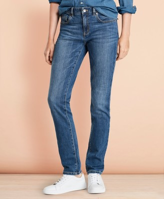 Brooks Brothers Stretch Denim Jeans