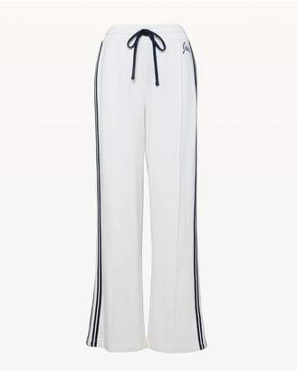 Juicy Couture Jxjc Juicy Logo Wide Leg Terry Pant