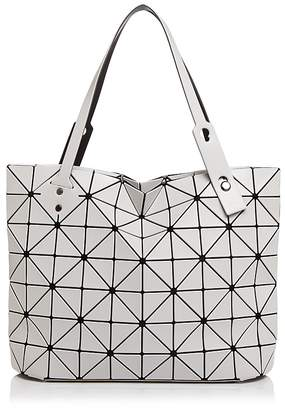 Bao Bao Issey Miyake Rock Matte Small Tote $895 thestylecure.com