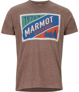 Marmot Mountain Tab T-Shirt - Men's
