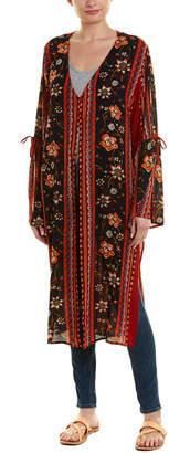 Band of Gypsies Bohemian Duster Kimono