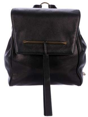 Brian Atwood Leather Juliette Backpack