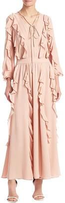 Valentino Women's Trimmed Maxi Dress