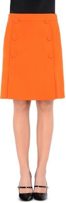 Moschino Knee length skirts - Item 35334140UM