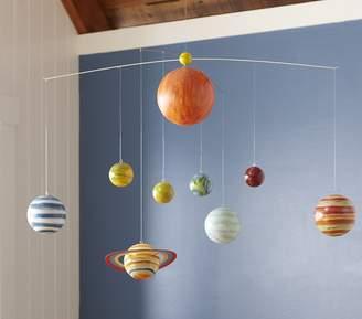 Pottery Barn Kids Planet Ceiling Mobile