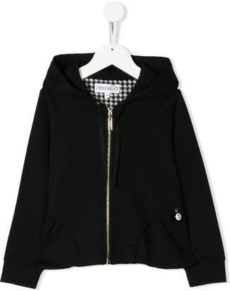 Simonetta zip up hoodie