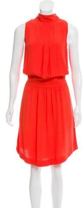 See by Chloe Sleeveless Midi Dress