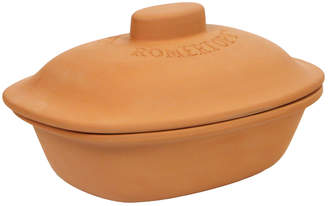 Romertopf Medium Oval Clay Pot