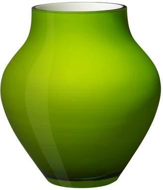 Villeroy & Boch Large Oronda Juicy Lime Vase