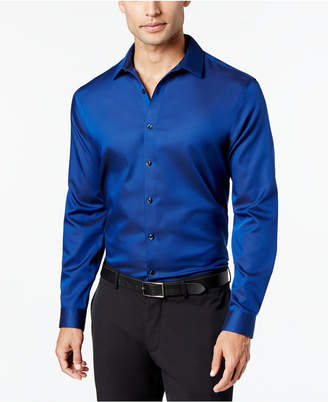 INC International Concepts I.n.c. Men's Non-Iron Shirt, Created for Macy's