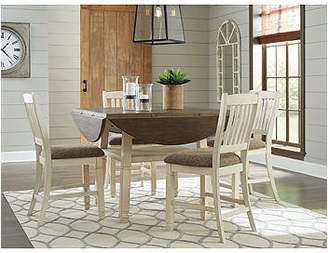 Signature Design by Ashley Bolanburg Counter Height Dining Room Table