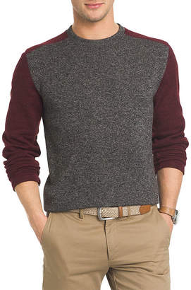 Van Heusen Long Sleeve Sweatshirt Big and Tall