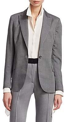 Akris Women's Sammy Cashmere Silk Gabardine Jacket