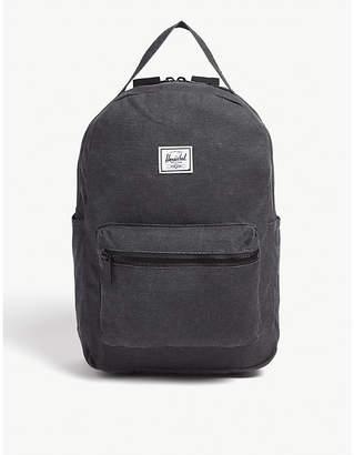 Herschel Nova small canvas backpack