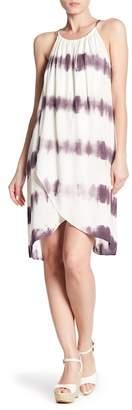 DAY Birger et Mikkelsen AAKAA Tie Dye Print Short Dress