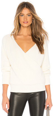Callahan Agnes Wrap Sweater