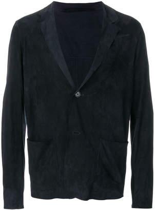 Salvatore Santoro front pocket jacket