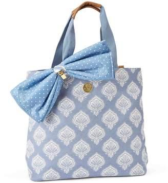 Mud Pie Jaipur Bundle of Joy Diaper Bag, Blue