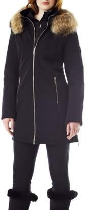 M. Miller Furs Astrid Natural Coat
