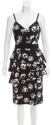Ungaro Sleeveless Midi Dress w/ Tags