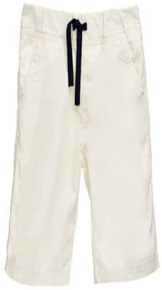 Petit Bateau White Shorts