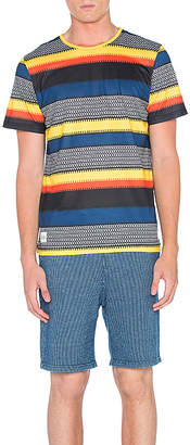 NATIVE YOUTH HEATWAVE ストライプTシャツ