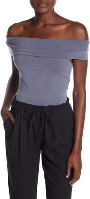 David Lerner Surrey Off-the-Shoulder Bodysuit