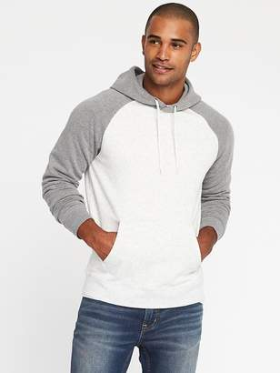 Old Navy Baseball Pullover Fleece Hoodie for Men