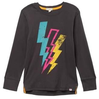 Appaman Lightning Bolt Graphic Long Sleeve Tee (Toddler, Little Boys, & Big Boys)