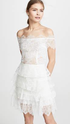 EWA Herzog Embroidered Lace Dress