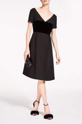 Max Mara Tegola A Line Dress