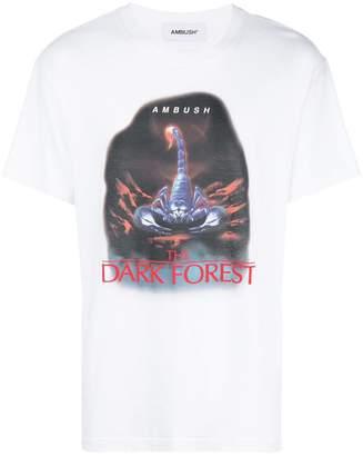 Ambush The Dark Forest T-shirt