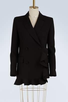 MSGM Ruffled blazer