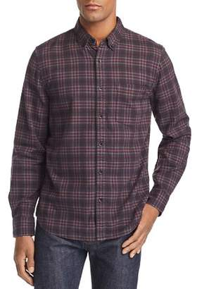 Joe's Jeans Plaid Regular Fit Button-Down Shirt