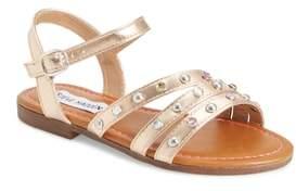 Steve Madden JSUNSET Crystal Embellished Sandal