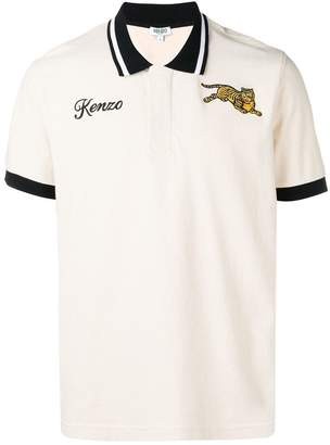 Kenzo 'Jumping Tiger' polo shirt