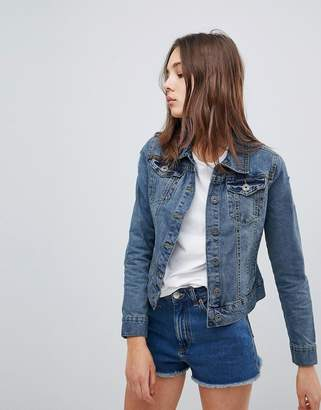 Brave Soul Harris Denim Jacket