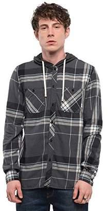 Element Men's Stander Woven Short Sleeve Shirt