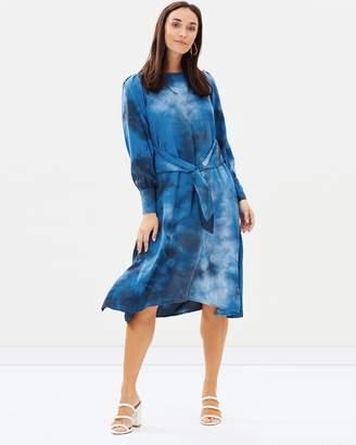 Mng Tie Dye Dress