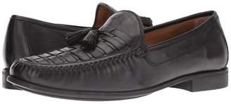 Johnston & Murphy Cresswell Woven Tassel Dress Slip-On Men's Slip-on Dress Shoes