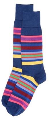 Paul Smith Kew Stripe Socks $30 thestylecure.com