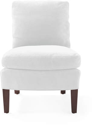 Serena & Lily Watson Slipper Chair